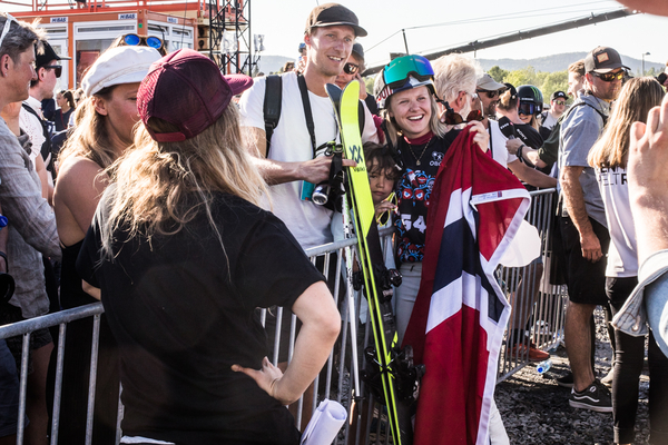 Tiril sikret norsk bronse i X Games