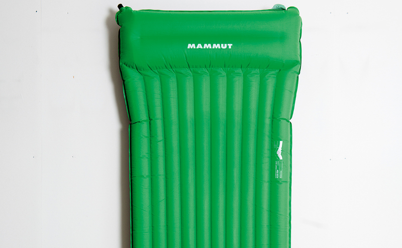 Test av Mammut Kompakt Pump Mat Plus CFT