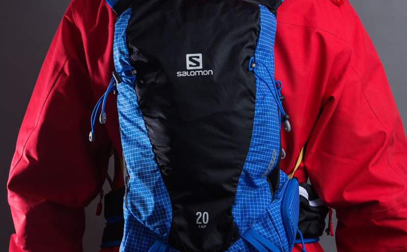 Test av Salomon 20 XAlp
